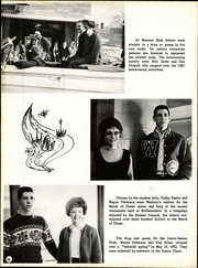 Page 14, 1962 Edition, Western High School - Epilogue Yearbook (Macomb, IL) online yearbook collection