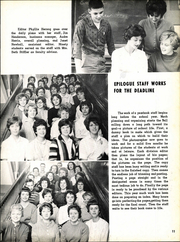 Page 15, 1962 Edition, Western High School - Epilogue Yearbook (Macomb, IL) online yearbook collection