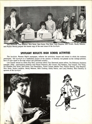 Page 16, 1962 Edition, Western High School - Epilogue Yearbook (Macomb, IL) online yearbook collection