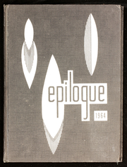 1964 Edition, Western High School - Epilogue Yearbook (Macomb, IL)