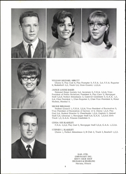Page 12, 1967 Edition, Balyki High School - Thunderbird Yearbook (Bath, IL) online yearbook collection