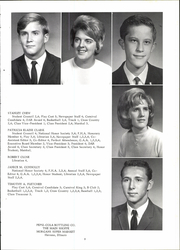 Page 13, 1967 Edition, Balyki High School - Thunderbird Yearbook (Bath, IL) online yearbook collection