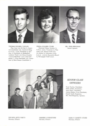 Page 16, 1967 Edition, Balyki High School - Thunderbird Yearbook (Bath, IL) online yearbook collection