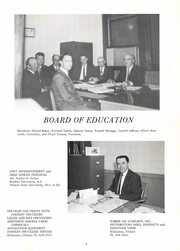 Page 7, 1967 Edition, Balyki High School - Thunderbird Yearbook (Bath, IL) online yearbook collection