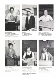 Page 8, 1967 Edition, Balyki High School - Thunderbird Yearbook (Bath, IL) online yearbook collection
