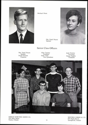Page 16, 1968 Edition, Balyki High School - Thunderbird Yearbook (Bath, IL) online yearbook collection