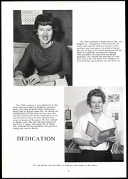 Page 6, 1968 Edition, Balyki High School - Thunderbird Yearbook (Bath, IL) online yearbook collection