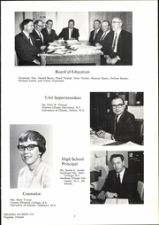 Page 7, 1968 Edition, Balyki High School - Thunderbird Yearbook (Bath, IL) online yearbook collection