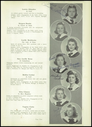 Page 13, 1942 Edition, Loretto High School - Lorettan Yearbook (Chicago, IL) online yearbook collection