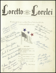 Page 3, 1943 Edition, Loretto High School - Lorettan Yearbook (Chicago, IL) online yearbook collection