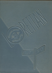1950 Edition, Loretto High School - Lorettan Yearbook (Chicago, IL)