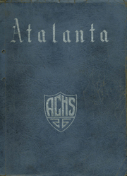 1926 Edition, Atlanta High School - Atalanta Yearbook (Atlanta, IL)