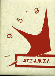 1959 Edition, Atlanta High School - Atalanta Yearbook (Atlanta, IL)