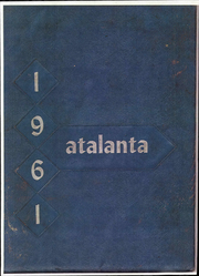 1961 Edition, Atlanta High School - Atalanta Yearbook (Atlanta, IL)