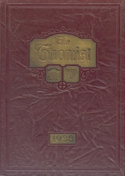 1928 Edition, St Thomas High School - Thomist Yearbook (Rockford, IL)