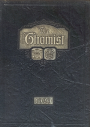 1929 Edition, St Thomas High School - Thomist Yearbook (Rockford, IL)