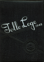 1948 Edition, St Thomas High School - Thomist Yearbook (Rockford, IL)