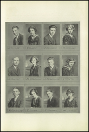 Page 11, 1923 Edition, Harter Stanford Township High School - Harstan Yearbook (Flora, IL) online yearbook collection
