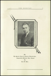 Page 9, 1923 Edition, Harter Stanford Township High School - Harstan Yearbook (Flora, IL) online yearbook collection