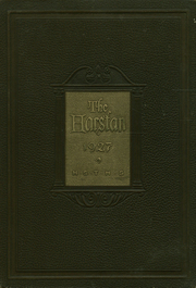 1927 Edition, Harter Stanford Township High School - Harstan Yearbook (Flora, IL)