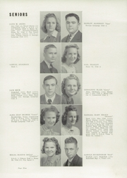 Page 13, 1941 Edition, Harter Stanford Township High School - Harstan Yearbook (Flora, IL) online yearbook collection