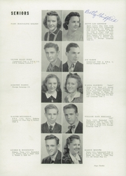 Page 16, 1941 Edition, Harter Stanford Township High School - Harstan Yearbook (Flora, IL) online yearbook collection