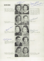 Page 17, 1941 Edition, Harter Stanford Township High School - Harstan Yearbook (Flora, IL) online yearbook collection