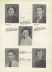 Page 15, 1956 Edition, Crab Orchard High School - Trojan Yearbook (Crab Orchard, IL) online yearbook collection