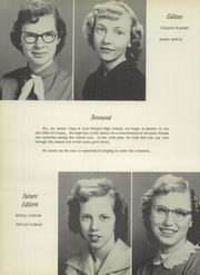Page 6, 1956 Edition, Crab Orchard High School - Trojan Yearbook (Crab Orchard, IL) online yearbook collection
