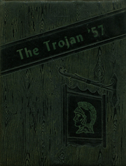 Page 1, 1957 Edition, Crab Orchard High School - Trojan Yearbook (Crab Orchard, IL) online yearbook collection