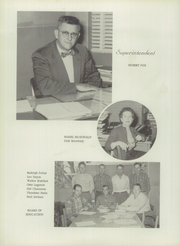 Page 10, 1957 Edition, Crab Orchard High School - Trojan Yearbook (Crab Orchard, IL) online yearbook collection
