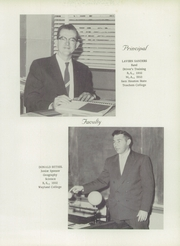 Page 11, 1957 Edition, Crab Orchard High School - Trojan Yearbook (Crab Orchard, IL) online yearbook collection