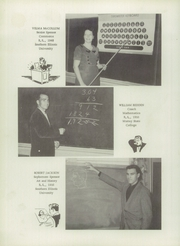 Page 12, 1957 Edition, Crab Orchard High School - Trojan Yearbook (Crab Orchard, IL) online yearbook collection