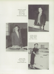 Page 13, 1957 Edition, Crab Orchard High School - Trojan Yearbook (Crab Orchard, IL) online yearbook collection