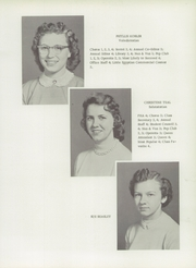 Page 17, 1957 Edition, Crab Orchard High School - Trojan Yearbook (Crab Orchard, IL) online yearbook collection