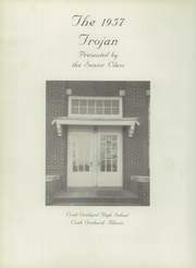 Page 6, 1957 Edition, Crab Orchard High School - Trojan Yearbook (Crab Orchard, IL) online yearbook collection