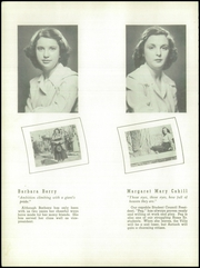 Page 10, 1949 Edition, Villa De Chantal High School - Crescent Yearbook (Rock Island, IL) online yearbook collection