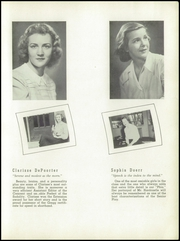 Page 13, 1949 Edition, Villa De Chantal High School - Crescent Yearbook (Rock Island, IL) online yearbook collection