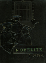 1949 Edition, Noble High School - Nobelite Yearbook (Noble, IL)