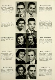 Page 15, 1954 Edition, Eastern State High School - Porthole Yearbook (Charleston, IL) online yearbook collection