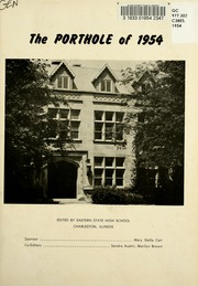 Page 5, 1954 Edition, Eastern State High School - Porthole Yearbook (Charleston, IL) online yearbook collection