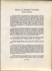 Page 11, 1949 Edition, Westfield High School - Golden Eagle Yearbook (Westfield, IL) online yearbook collection