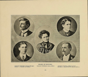 Page 6, 1901 Edition, Emporia State University - Sunflower Yearbook (Emporia, KS) online yearbook collection