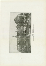 Page 15, 1909 Edition, Emporia State University - Sunflower Yearbook (Emporia, KS) online yearbook collection