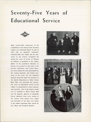 Page 10, 1938 Edition, Emporia State University - Sunflower Yearbook (Emporia, KS) online yearbook collection