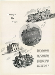 Page 9, 1938 Edition, Emporia State University - Sunflower Yearbook (Emporia, KS) online yearbook collection