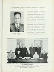 Page 15, 1940 Edition, Emporia State University - Sunflower Yearbook (Emporia, KS) online yearbook collection