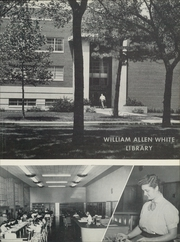 Page 11, 1955 Edition, Emporia State University - Sunflower Yearbook (Emporia, KS) online yearbook collection