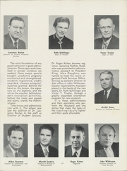 Page 17, 1955 Edition, Emporia State University - Sunflower Yearbook (Emporia, KS) online yearbook collection