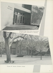Page 11, 1956 Edition, Emporia State University - Sunflower Yearbook (Emporia, KS) online yearbook collection